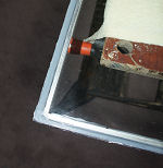 DIY refurbished sealed double glazing unit