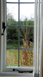 Refurbished sealed double glazing